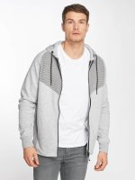 Jack & Jones Sweatvest jcoDonde Easter grijs