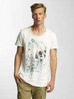 Jack & Jones T-paidat jorLiving valkoinen