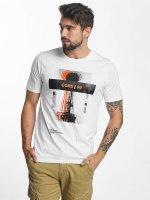 Jack & Jones T-paidat jcoTreble valkoinen