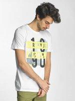Jack & Jones T-Shirt jcoVana blanc