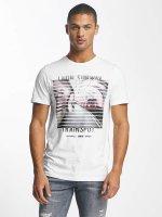 Jack & Jones T-Shirt jjorJules blanc