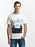 Jack & Jones T-Shirt jorWaterr blanc