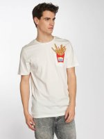 Jack & Jones T-Shirt jorCube blanc