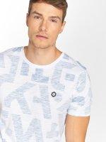 Jack & Jones T-Shirt jcoLet blanc