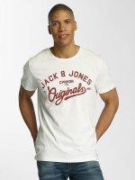 Jack & Jones T-Shirt jorNyraffa blau
