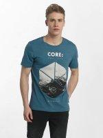 Jack & Jones T-Shirt jcoWild blau