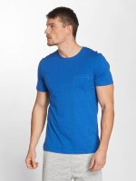 Jack & Jones T-Shirt jjePocket blau