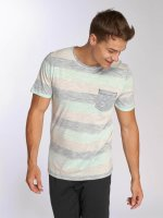 Jack & Jones T-Shirt jorStanly bleu