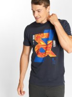 Jack & Jones T-Shirt jcoKick bleu