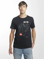 Jack & Jones T-Shirt jcoMateo bleu