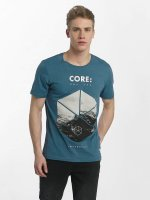 Jack & Jones T-Shirt jcoWild blue