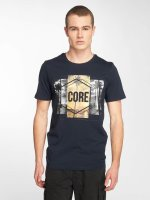 Jack & Jones T-Shirt jcoWalcott blue