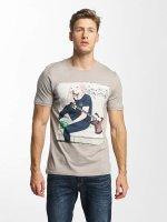 Jack & Jones T-Shirt jorComet grau