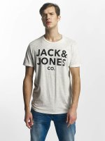 Jack & Jones T-Shirt jorSloth grau