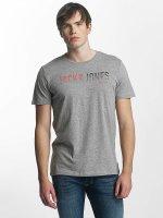 Jack & Jones t-shirt jcoLinn grijs