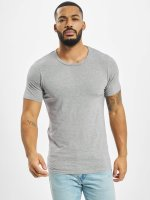 Jack & Jones T-Shirt Basic O-Neck gris