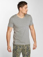 Jack & Jones T-Shirt jjePlain gris