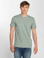 Jack & Jones T-Shirt jjePlain grün