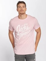Jack & Jones T-Shirt jorBreezes magenta
