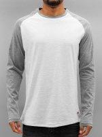 Jack & Jones T-Shirt manches longues jorNew Stan blanc