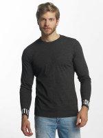 Jack & Jones T-Shirt manches longues jcoAlen gris