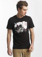 Jack & Jones T-shirt jcoHunter nero