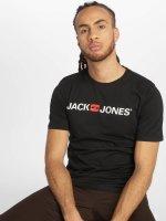 Jack & Jones T-Shirt jjeCorp noir