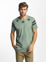 Jack & Jones t-shirt jorFlags olijfgroen