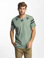 Jack & Jones T-Shirt jorFlags olive