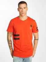 Jack & Jones t-shirt jcoBooster Future oranje
