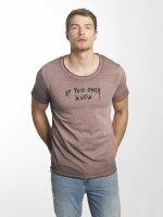 Jack & Jones T-Shirt jorDrapper rot