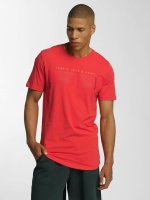 Jack & Jones T-Shirt pcoCompact rouge