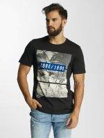 Jack & Jones T-Shirt jcoMango Fire schwarz
