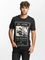 Jack & Jones T-Shirt jorNegative schwarz