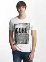 Jack & Jones T-Shirt jcoProfile weiß