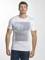 Jack & Jones T-Shirt jcoFly weiß