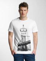 Jack & Jones t-shirt jjorGalion wit