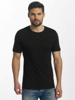 Jack & Jones t-shirt jacBasic zwart