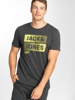 Jack & Jones T-Shirty jcoMase szary