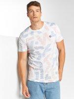 Jack & Jones T-skjorter jcoLet hvit