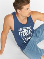 Jack & Jones Tank Tops jorChoices niebieski