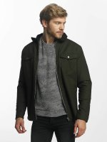 Jack & Jones Winter Jacket jcoZlatan green