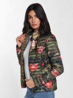 JACQUELINE de YONG Демисезонная куртка jdyMaddy камуфляж