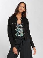 JACQUELINE de YONG джинсовая куртка jdyFive черный