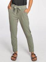 JACQUELINE de YONG Pantalon chino jdyDakota vert