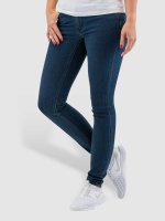 JACQUELINE de YONG Skinny jeans JdyHolly Low blauw
