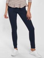 JACQUELINE de YONG Skinny Jeans jdyNew Five niebieski