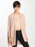JACQUELINE de YONG Swetry rozpinane jdyBarbera rózowy