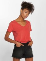 JACQUELINE de YONG T-skjorter jdyDarry red