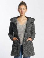 JACQUELINE de YONG Veste mi-saison légère jdyOlivia Oversize Wool noir